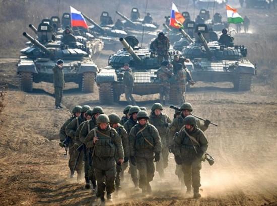 Весь світ розпочав перегони озброєнь через ослаблення міжнародних структур безпеки