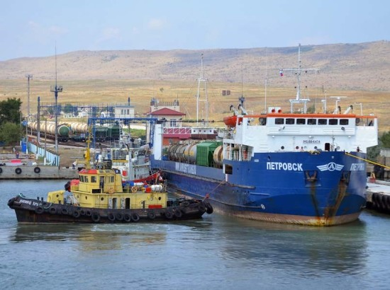 The Stormy Summer of 2017 in the Ports of the Occupied Crimea: the Real Numbers of the Infringing Vessels and Lay-Up as a Growth Factor (1)