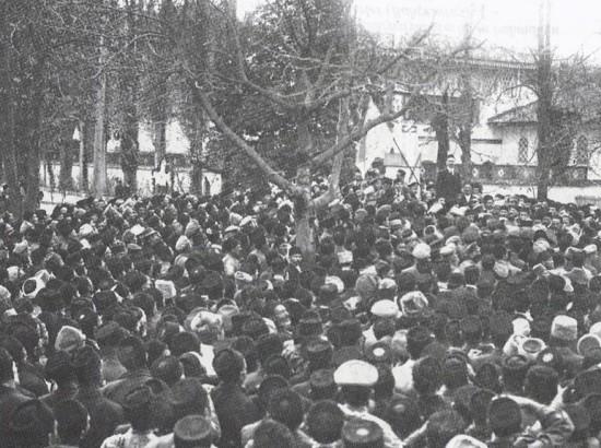 По поводу торжественного заседания ВР Украины в честь 100-летия 1-го Курултая крымскотатарского народа...