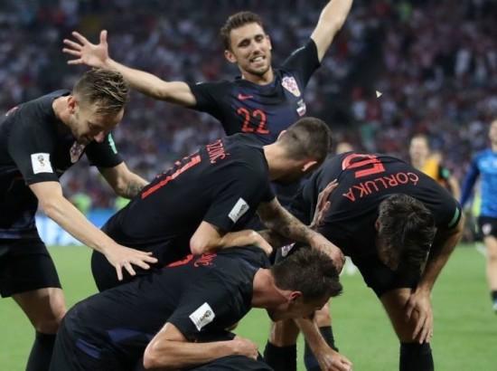 Хорватські футболісти дуже зіпсували Путіну красиву картинку