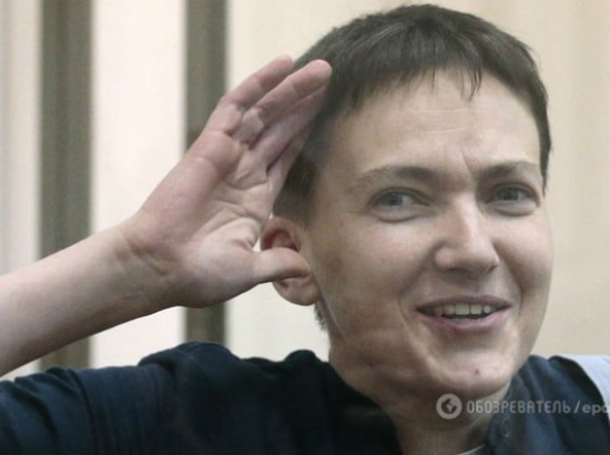 """""""Прихоти Путина"""": Хара рассказал, что Кремль хочет получить за освобождение Савченко"""