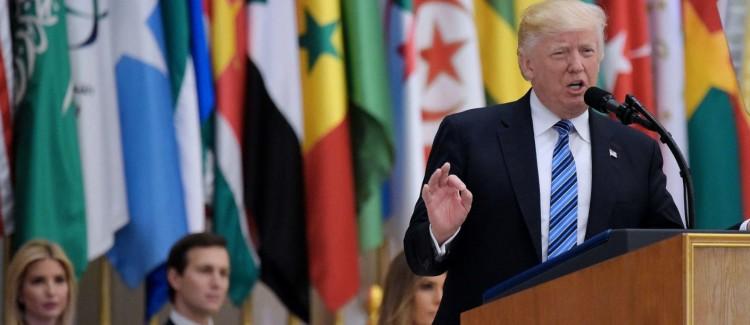 """Дональд Трамп і нова """"стара"""" стратегія на Близькому Сході"""