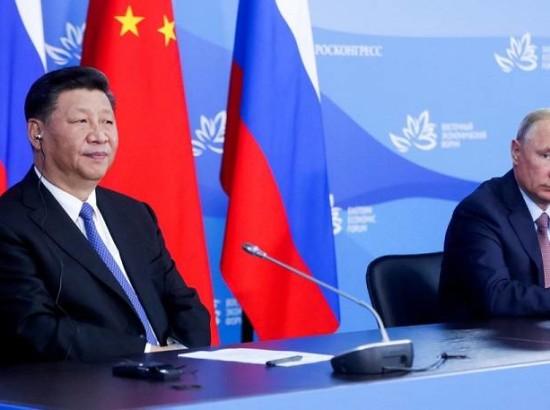 Росія стає сировинним придатком Китаю?