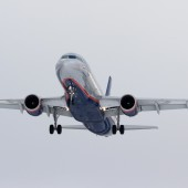 Російські авіакомпанії, що літали до окупованого Криму в лютому 2017 року – база даних