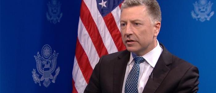 Як у Києві розцінюють відставку Курта Волкера