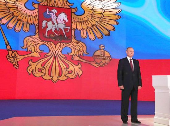Путін погрожує світу новітньою зброєю