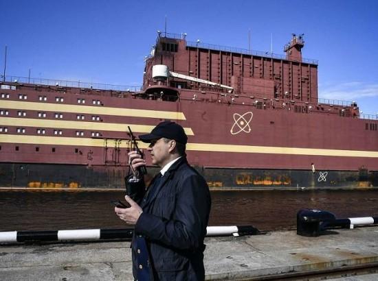 Російський ядерний Чорнобиль