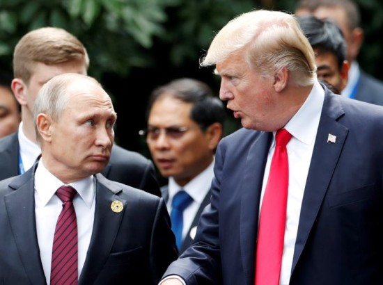 Путін нічим не може зацікавити Трампа