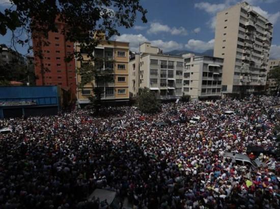 Венесуельський стрибок Кремля