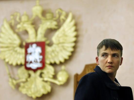 Савченко, клоунада и опасный сценарий Кремля для Украины