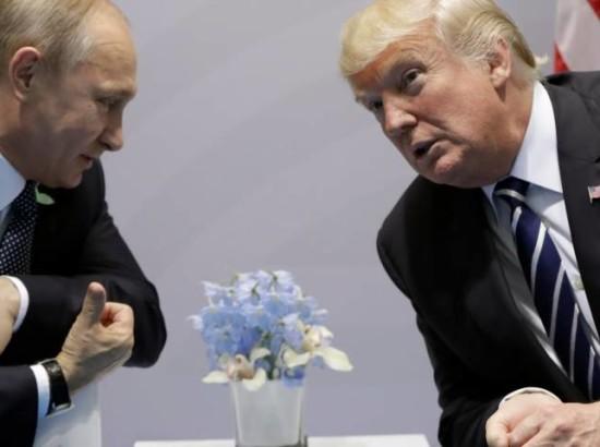 Трамп – Путін. Сповідь над хмарами