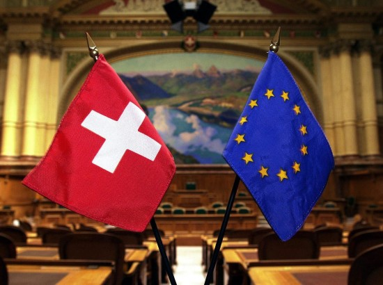Євросоюз та Швейцарія не можуть гармонізувати законодавство
