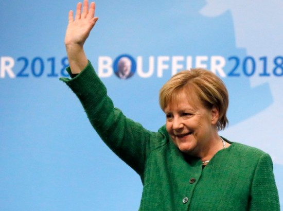 Меркель іде: чому канцлер Німеччини лишає посаду лідера ХДС, і як це вплине на Україну